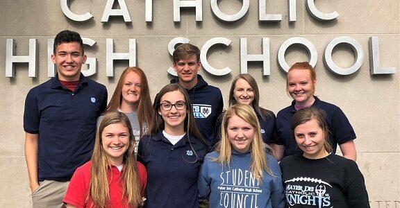 Mater Dei Catholic High School