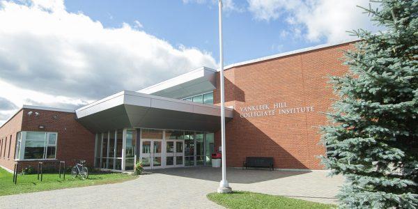 Vankleek Hill Collegiate Institute